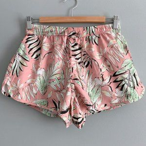 MINKPINK || NEW Move Pink Tropical Active Shorts